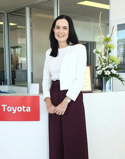 Leonie Knipe, Avon Valley Motor Group